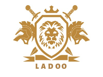 L A D O Ologo标志设计