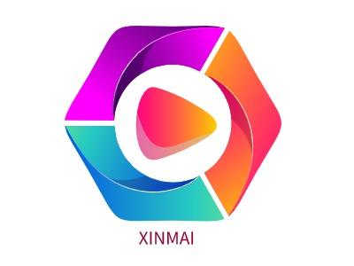 XINMAI公司logo设计