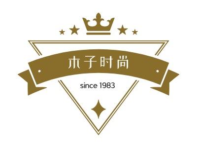木子时尚店铺标志设计