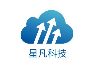 星凡科技公司logo设计