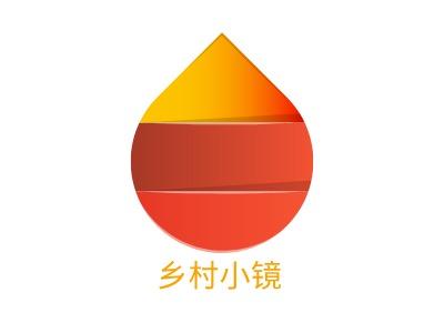 天津乡村小镜brandlogo设计
