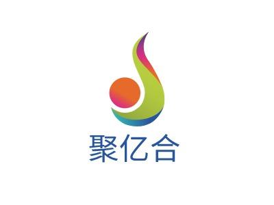 聚亿合公司logo设计