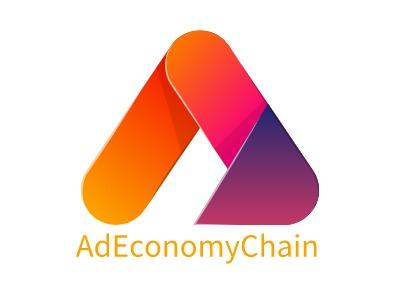 上海AdEconomyChain公司logo设计
