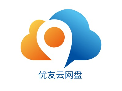 优友云网盘公司logo设计