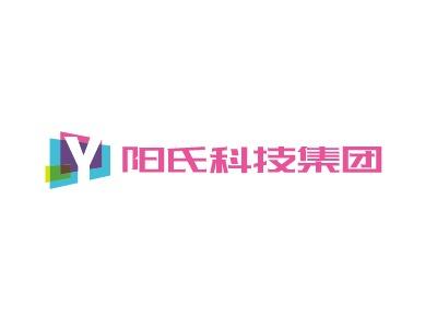 阳氏科技集团公司logo设计