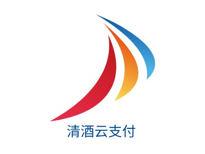 清酒云支付公司logo设计