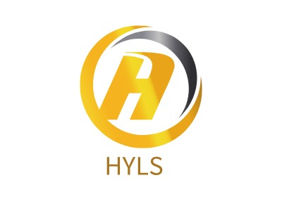 HYLS logo标志设计