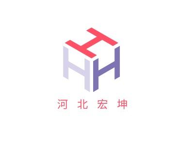 河北宏坤brandlogo设计