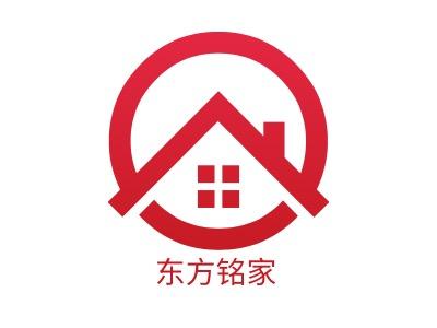 东方铭家企业标志设计