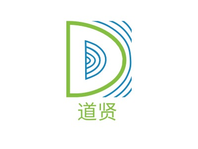 道贤公司logo设计