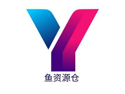 鱼资源仓公司logo设计