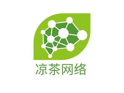 凉茶network公司logo设计