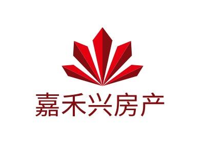嘉禾兴房产企业标志设计