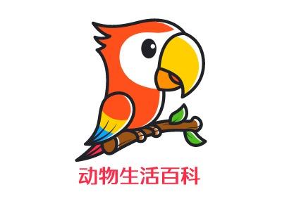 animal life百科门店logo设计