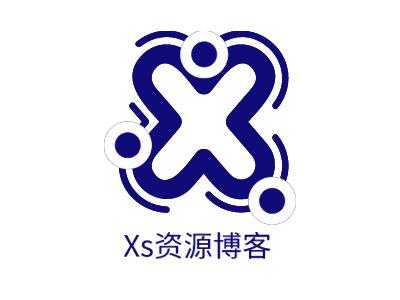 Xs资源博客公司logo设计