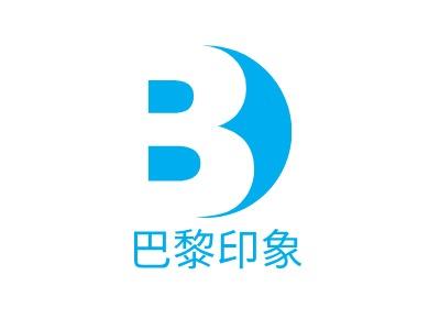 巴黎印象公司logo设计