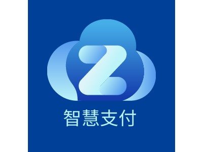 智慧支付公司logo设计