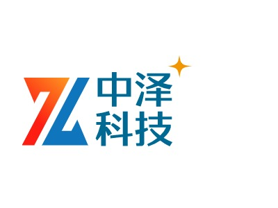 中泽科技公司logo设计