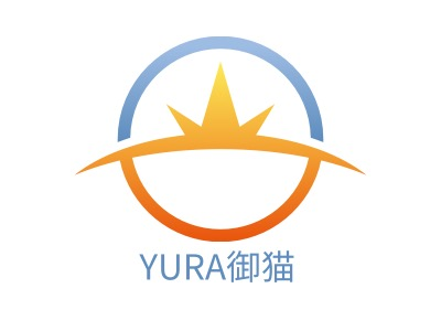 YURA御cat 公司logo设计