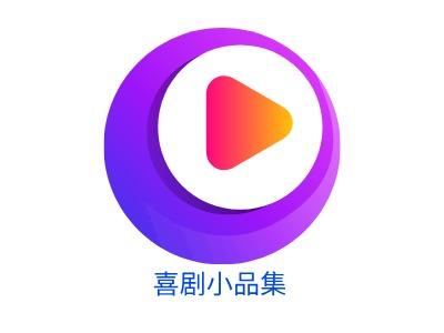 喜剧Sketch 集logo标志设计