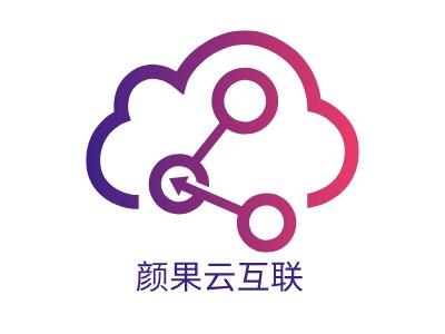 颜果云互联公司logo设计