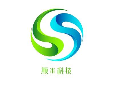 顺米科技公司logo设计