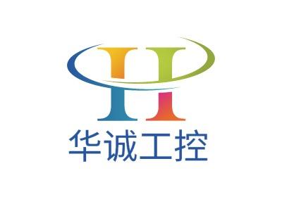华诚工控企业标志设计