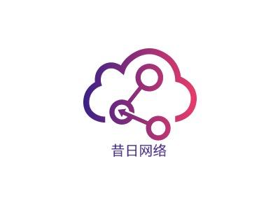 昔日network公司logo设计