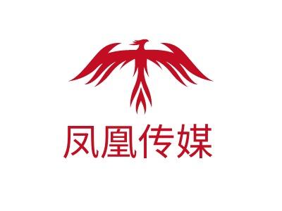 凤凰传媒logo标志设计