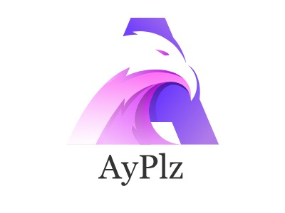 AyPlz公司logo设计