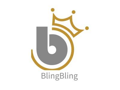 BlingBling店铺标志设计