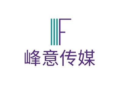峰意传媒logo标志设计