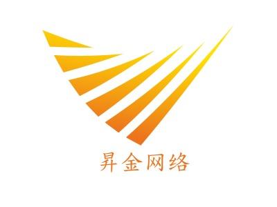 昇金network公司logo设计