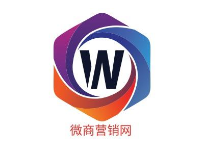 微商营销网公司logo设计