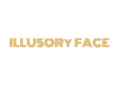 ILLUSORy FACE店铺标志设计