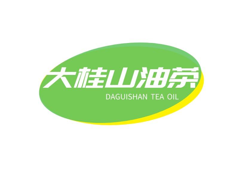 大桂山油茶brandlogo设计