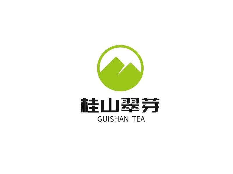 GUISHAN TEA店铺logo头像设计