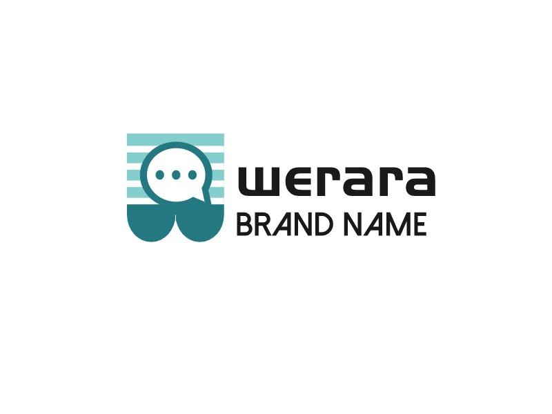 werara公司logo设计