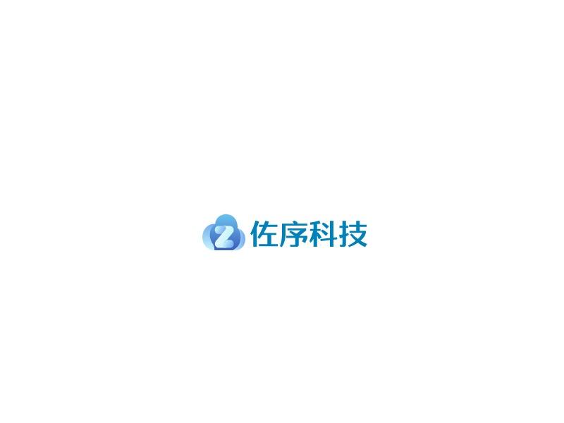 佐序科技公司logo设计