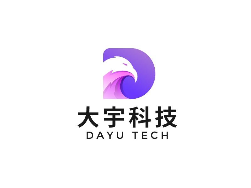 大宇科技公司logo设计