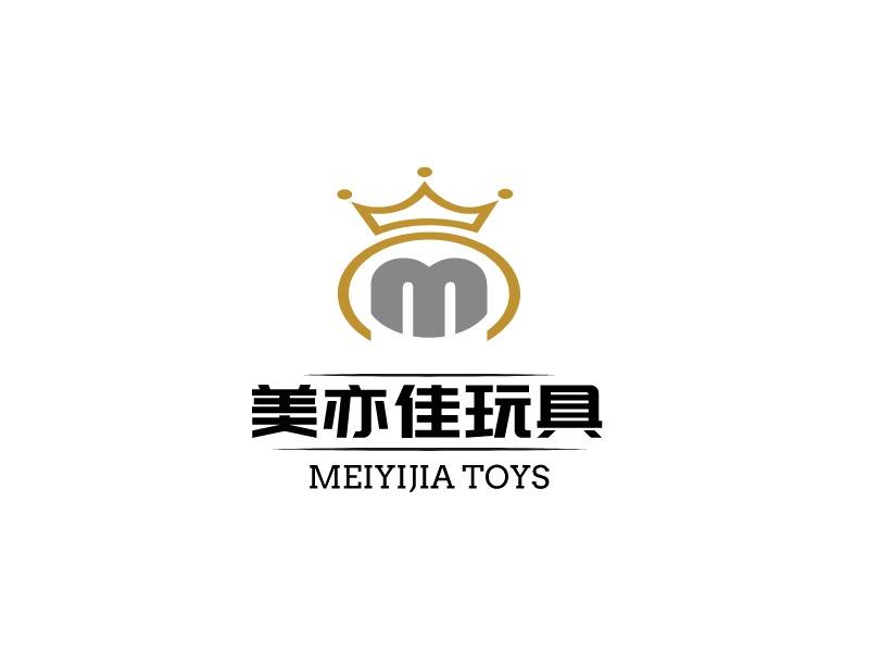 美亦佳Toys 店铺标志设计