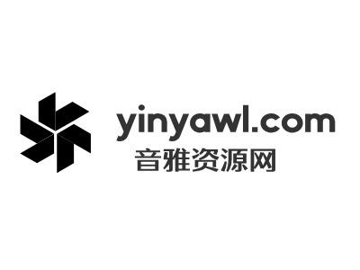 音雅资源网logo标志设计