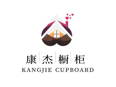 康杰橱柜企业标志设计