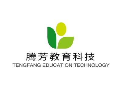 腾芳教育科技校徽设计
