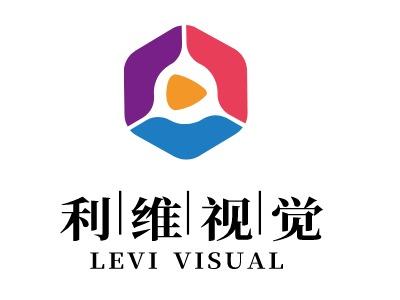 利维视觉logo标志设计