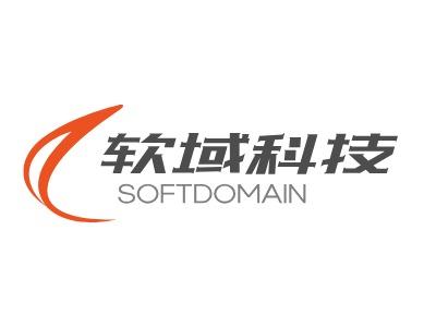 软域科技公司logo设计