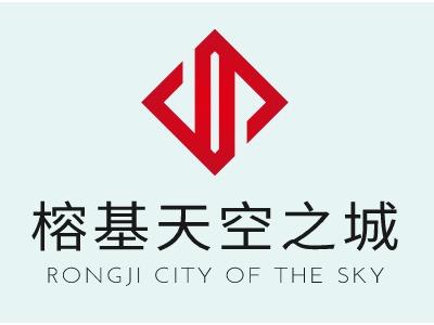 榕基天空之城企业标志设计