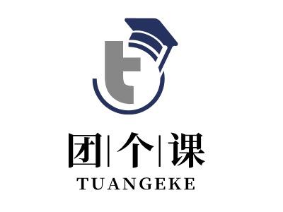 团个课logo标志设计