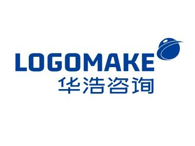 华浩咨询公司logo设计