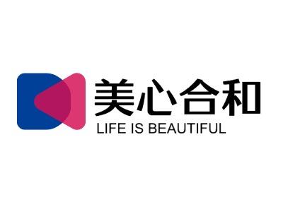 美心合和logo标志设计